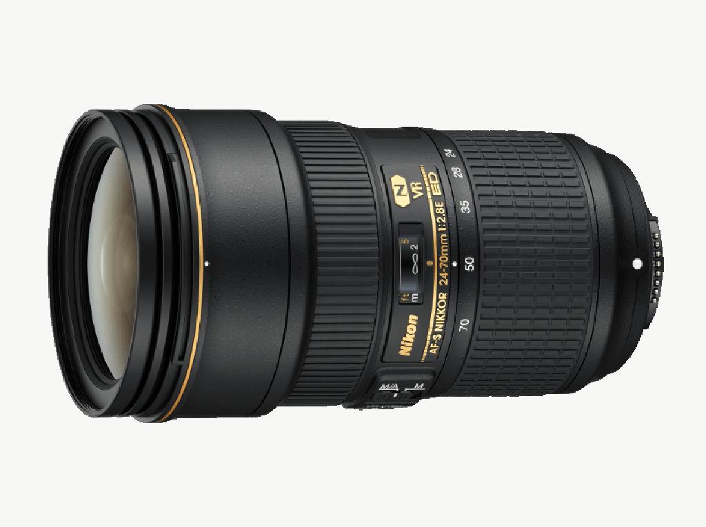 Nikkor 24-70mm f/2.8 E ED VR